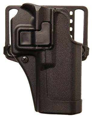 Blackhawk 410567BKR Serpa CQC Concealment Polymer Matte Black Finish