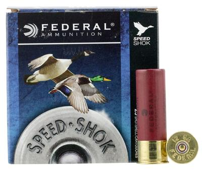 Federal WF1422 Speed-Shok 12 Gauge 3