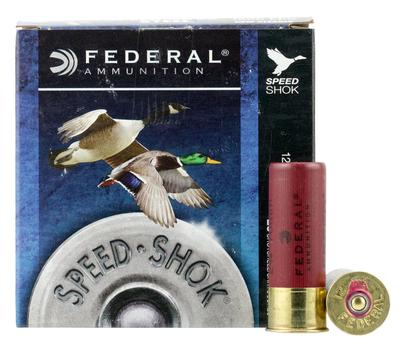 Federal WF1456 Speed-Shok 12 Gauge 2.75