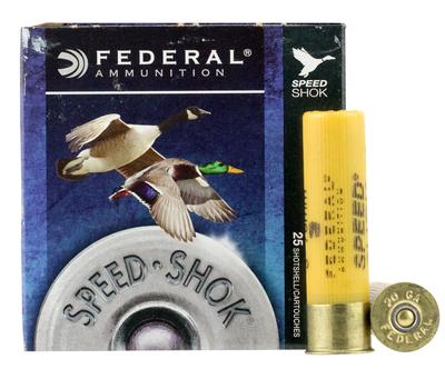 Federal WF2093 Speed-Shok 20 Gauge 3