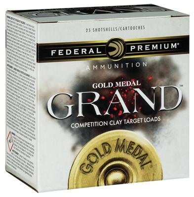 Federal GMT1758 Gold Medal Paper 12 Gauge 2.75