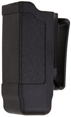 Blackhawk 410600PBK CQC Single Double Stack Magazine Case Carbon Fiber Black