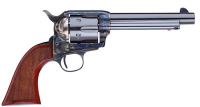 Taylors and Company 555138 1873 Cattleman Gunfighter Single 357 Magnum 5.5