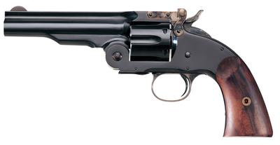 Taylors and Company 0855 Second Model Schofield Single 45 Colt (LC) 5