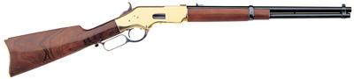 Taylors and Company 202A 1866 Yellowboy Carbine Lever 45 Colt (LC) 19