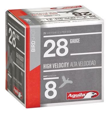 Aguila 1CHB2878 Hunting High Velocity 28 Gauge 2.75