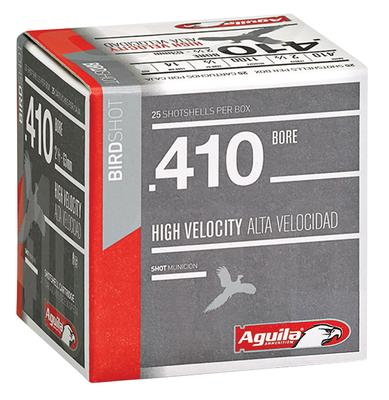 Aguila 1CHB4137 Hunting High Velocity 410 Gauge 2.5