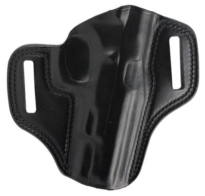 Galco CM222B Combat Master Belt Holster CZ 75 9mm Steerhide Black