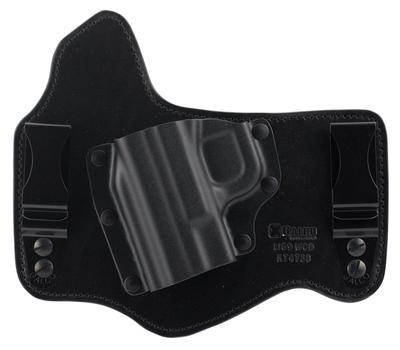 Galco KT473B KingTuk IWB  S&W M&P 9/40 Kydex/Steerhide Black