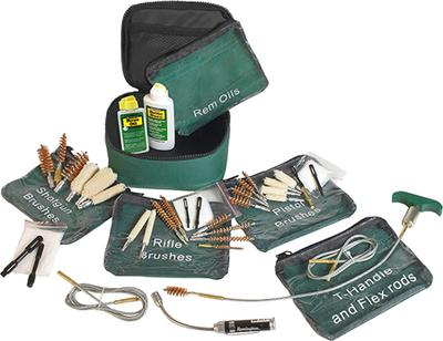 Remington Accessories 16364 Fast Snap 2.0 Universal Cleaning Kit 38 Pieces
