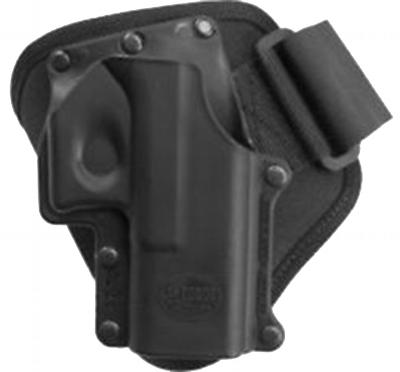 Fobus GL36A Ankle Right Hand  Glock 36 Suede Black
