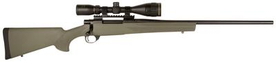 Howa HGK62708+ Hogue Niko Sterling with Scope Bolt 7mm-08 Remington 22