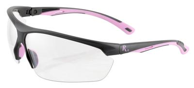 Remington Wiley X RE601 Eye Protection Gray/Pink Frame Clear Lenses