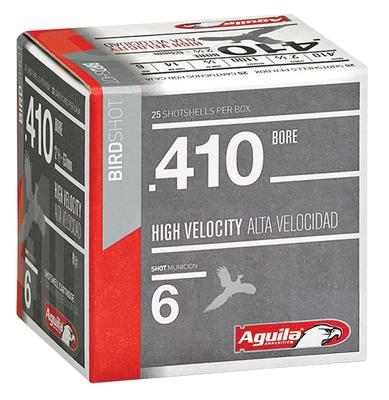 Aguila 1CHB4126 Hunting High Velocity 410 Gauge 3