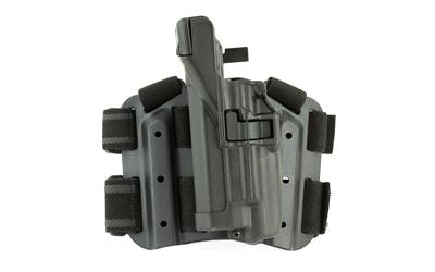 BH SERPA LEVEL3 XIPHOS FOR G17 LH BK
