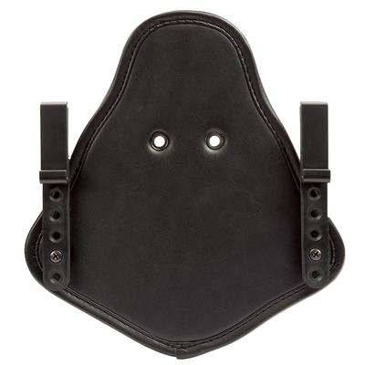 Uncle Mikes 51121 IWB Adapter with Clips Laminate Black