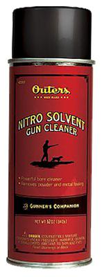 Outers 42061 Nitro Solvent Cleaner/Degreaser 12 oz
