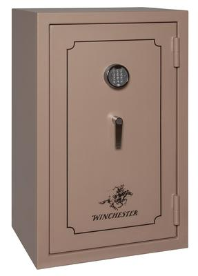 Winchester Safes H4226P1213M Home and Office Gun Safe Sandstone