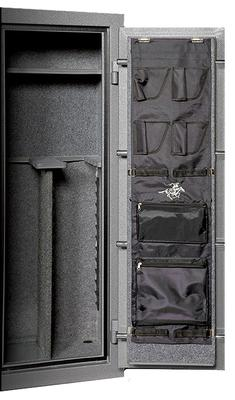 Winchester Safes DP048012 Medium Door Panel Organizer Black