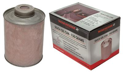 Winchester Safes ACCYSGC750 Silica Gel Can Silver