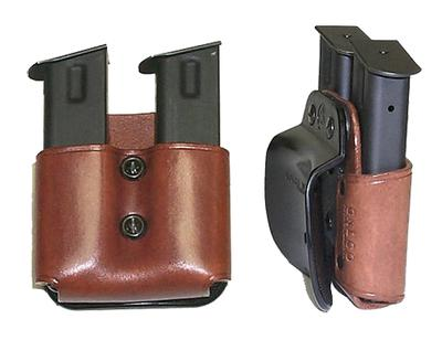 Galco DMP22 DOUBLE MAG PADDLE 22 Fits Belts up to 1.75