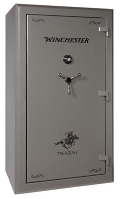 Winchester Safes TR724010M Treasury Gun Safe Gun Metal Gray