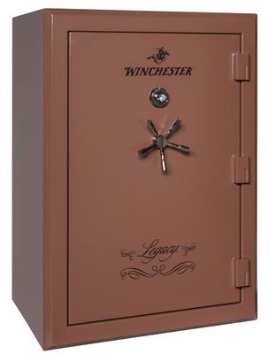 Winchester Safes L604213E Legacy Gun Safe Saddle Brown