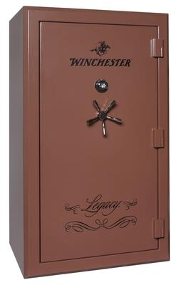 Winchester Safes L724213E Legacy Gun Safe Saddle Brown