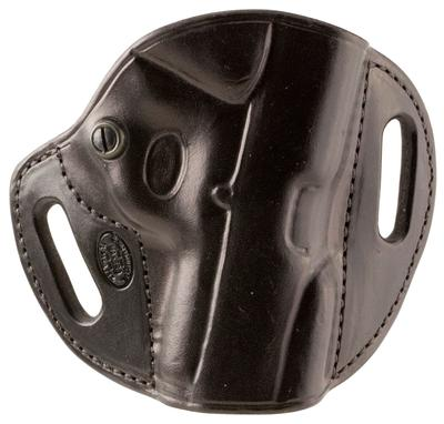 El Paso Saddlery CXD94RR Crosshair Springfield Full Size/Compact  XD 9/40 Leather Black