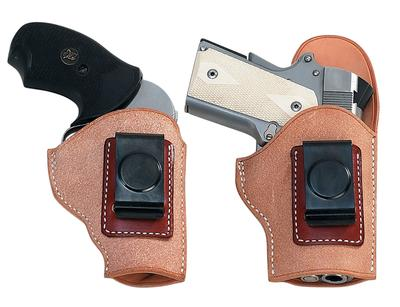 El Paso Saddlery EXD93RR EZ Carry Springfield Full Size/Compact XD 9/40 Leather Russet