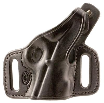 El Paso Saddlery SSXD94RB Sky Six Springfield Full Size/Compact  XD 9/40 Leather Black