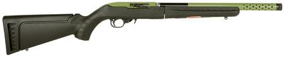 Ruger 21155 10/22 Takedown Lite Semi-Automatic 22 Long Rifle 16.1