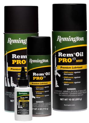 Remington Accessories 18923 Rem Oil Pro3 Lubricant/Protectant 10 oz