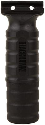 Blackhawk 71VG00BK Rail Mounted Vertical Grip Matte Black Polymer