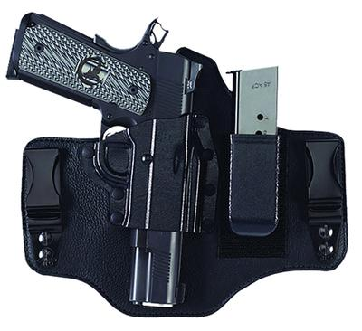 Galco KT2225B Kingtuk 2 IWB Glock 17 Black Left Hand Kydex/Steerhide