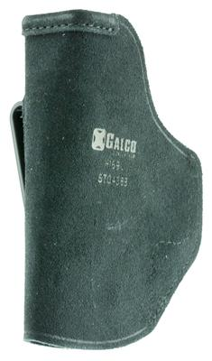 Galco STO428B Stow-N-Go Inside The Pants HK USP Compact 9/40 Black Steerhide
