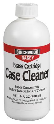 Birchwood Casey 33845 Brass Case Cleaner Concentrate 16 oz