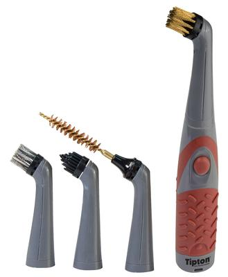 Tipton 110127 Power Clean Gun Cleaning Brush Kit  Cleaning Kit  4 Pieces