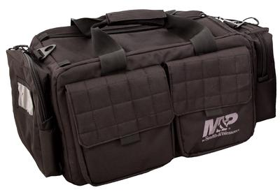 M&P Accessories 110023 Officer Tactical Range Bag Nylon 22