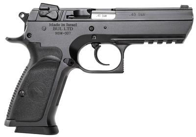Magnum Research BE94003R Baby Desert Eagle Single/Double 40 Smith & Wesson (S&W) 4.38