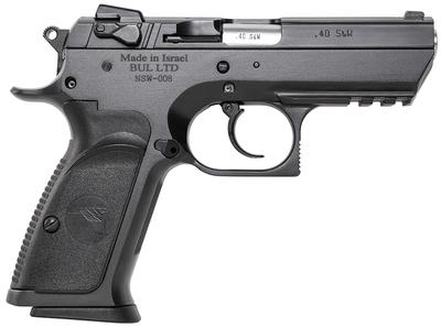 Magnum Research BE94133RS Baby Desert Eagle Single/Double 40 Smith & Wesson (S&W) 3.8