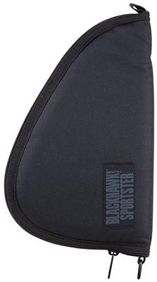 Blackhawk 74PR01BK Sportster Medium Pistol Rug 1000 Denier Nylon Textured Black