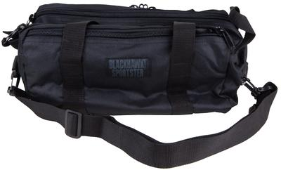 Blackhawk 74RB02BK Sportster Pistol Range Bag Transport Bag 600D Polyester 16