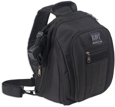 Bulldog BDT408B Sling Pack Small Backpack Nylon 14