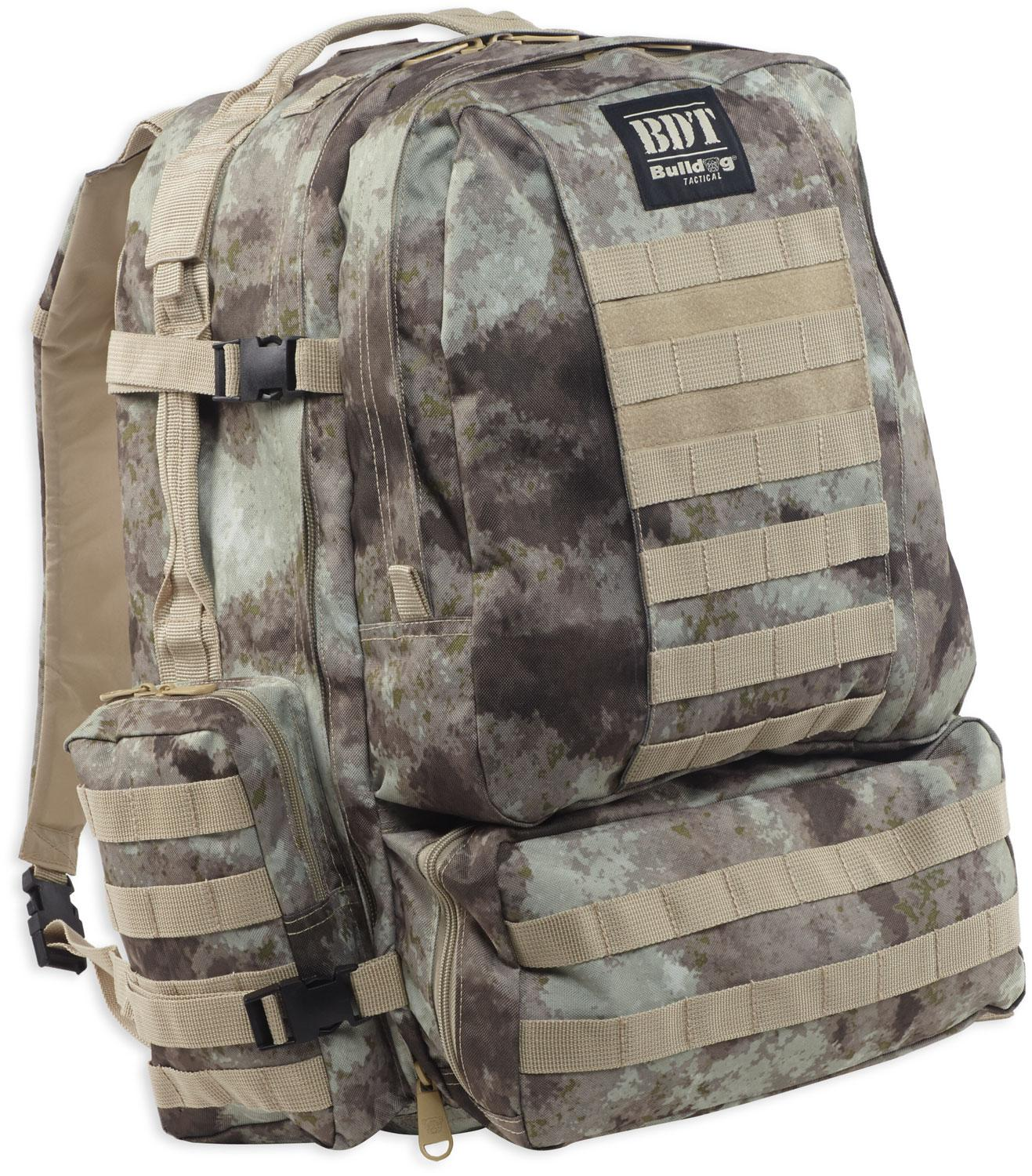 Bulldog Bdt412au Bdt Large Backpack A- Tacs Au