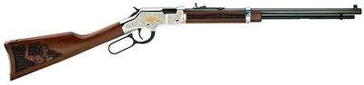 Henry H004STS Salute to Scouting 22 S/L/LR Lever Action Repeater Lever 22 Long Rifle 20