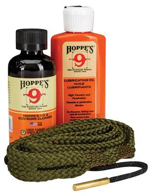 Hoppes 110030 1-2-3 Done Cleaning Kit  30 Cal