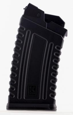 Kalashnikov USA KS12MAG5 12 Gauge 5 rd KS12 Polymer Black Finish