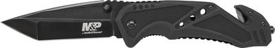 Schrade SWMP11B M&P Knife 3.79