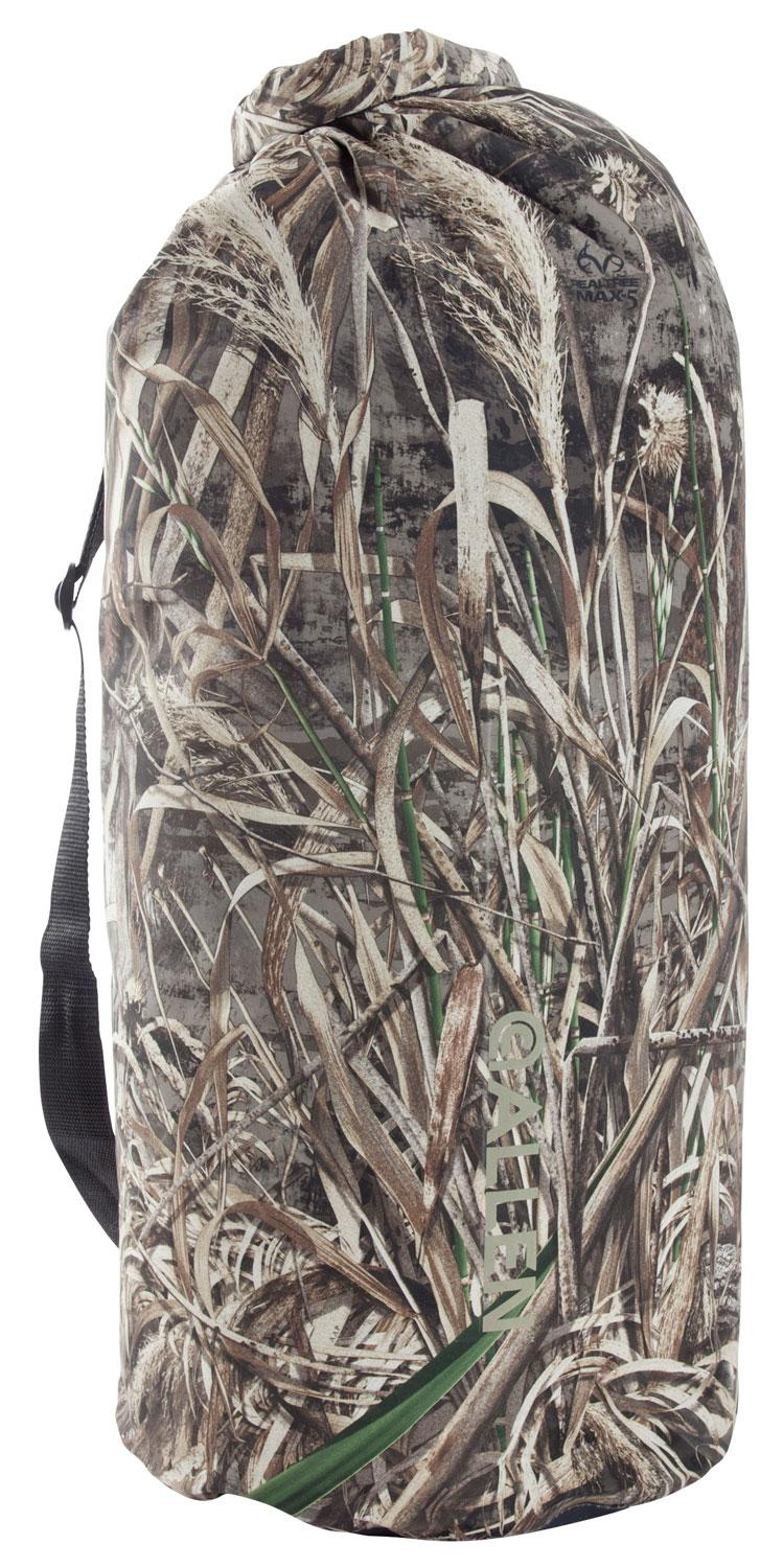 Allen 1725 High- N- Dry Roll- Top Bag Transport Bag Realtree Max- 5